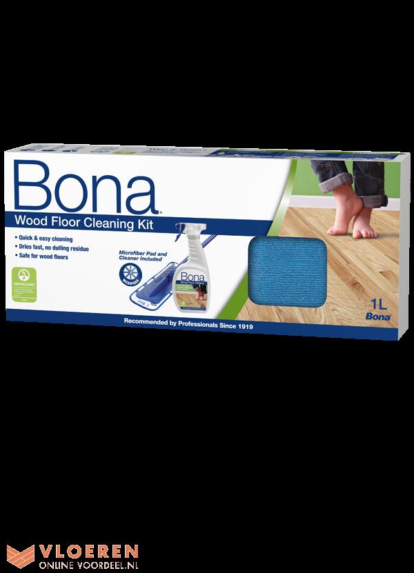 Bona Harde Vloer startpakket