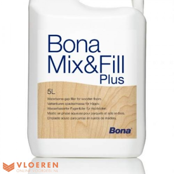 Bona Mix & Fill Plus (voegenkit) 5 L