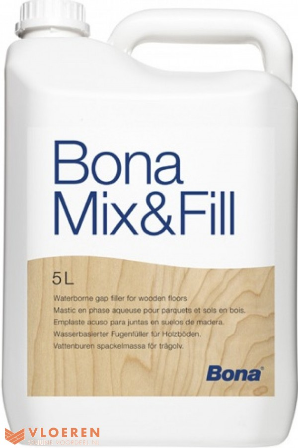 Bona Mix & Fill (voegenkit) 5 L