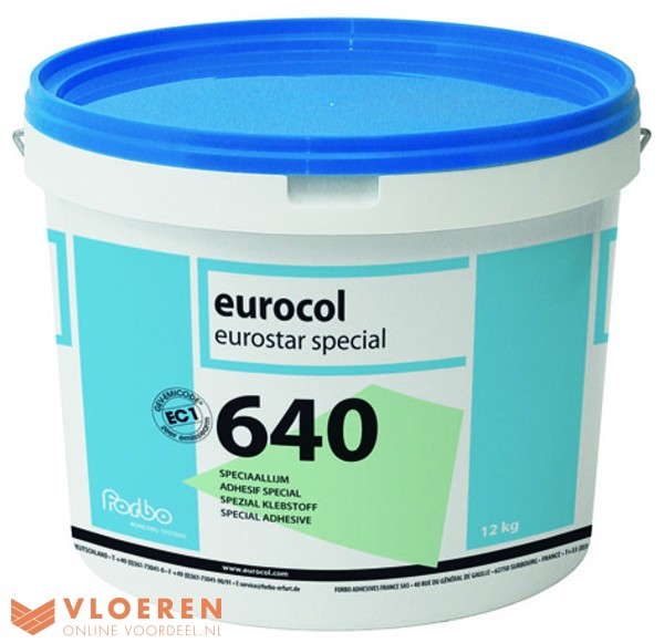 Eurocol 640 Eurostar