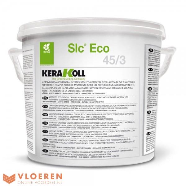 SLC Eco 453 PVC lijm (nat-droge verl.) 18kg