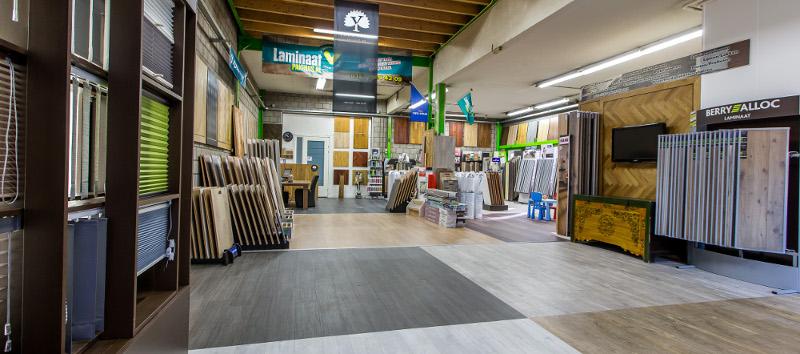Groothandel in laminaatvloeren, pvc vloeren en groothandel in parketvloeren