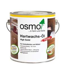 OSMO Hardwax Olie 3040 Wit 2.5L